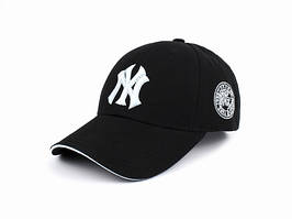 Бейсболка peaked cap Dad NY SeaL One sizе Черный 23249, КОД: 1402853
