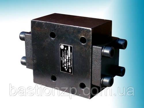 Гидрозамки (упр обратные клапаны) тип 1(2-4)КУ12; 1(2-4)КУ20; 1(2-4)КУ32 с диам усл прохода 12; 20; 32мм  .