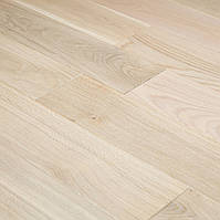 Паркетна дошка Brandwood D08 Дуб 14х140х1000-1400 мм Білий D08BRUSH, КОД: 1559141