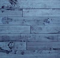 Паркетна дошка Brandwood Гевея Blu Pf10 Loft 14х130х1000 мм Голубий PF10 LO, КОД: 1555782