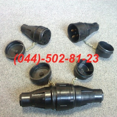Разъем СП-063  Соединитель СП-063 разъем СП063 разьем кабельный СП-0,63,  СПО63,