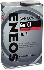 Трансмиссионное масло ENEOS GL-5 80W-90 0.94 л ENGO80W90-1, КОД: 1217526