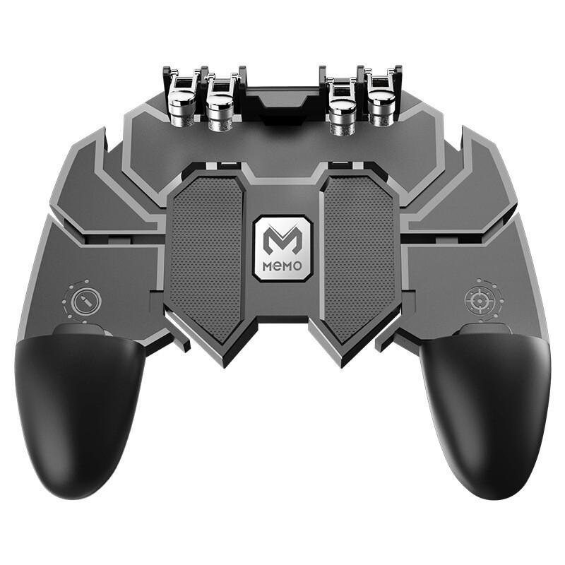 Беспроводной геймпад-триггер для смартфонов Union PUBG Mobile AK66 Черный 002, КОД: 1236153