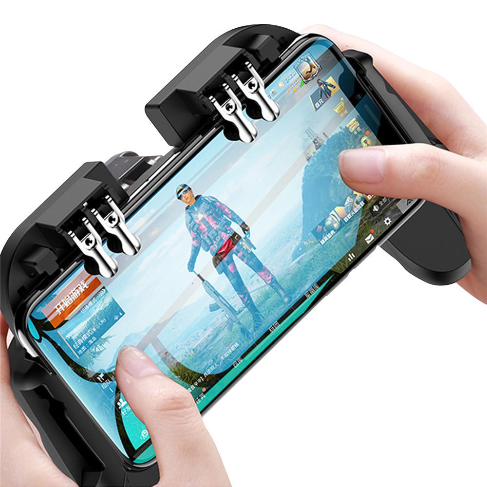 Беспроводной геймпад-триггер для смартфонов Sundy Union PUBG Mobile H7 034, КОД: 1237464