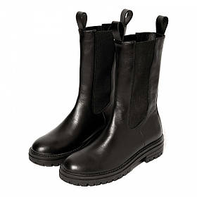 Сапоги Paranova shoes Chelsea Fur 40 Черные 10001940, КОД: 1809791