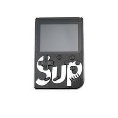 Портативная игровая ретро приставка Sup SEGA 8bit Game Box Черный 603, КОД: 1580302