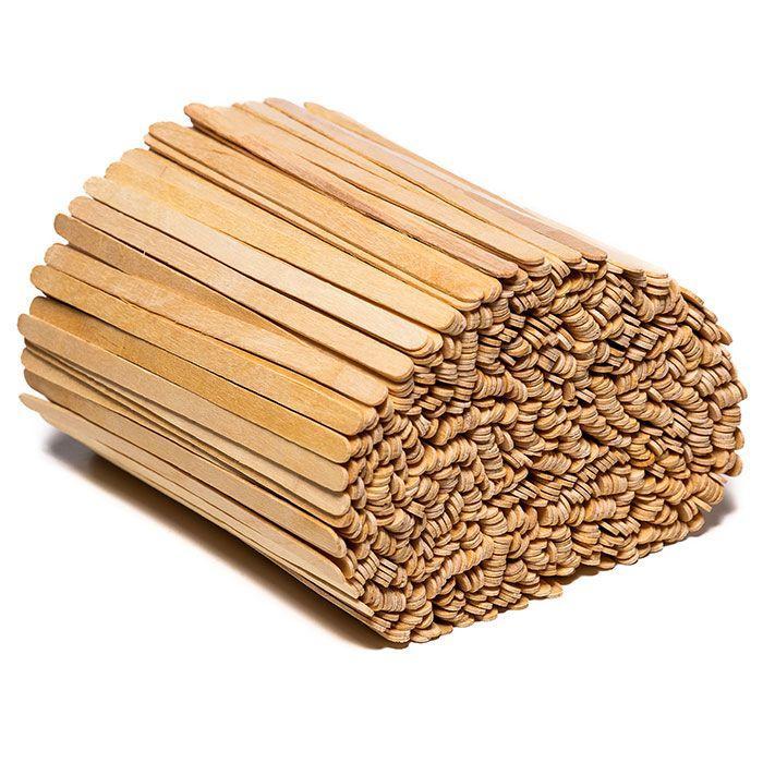 Палочки деревянные для кофе 800 шт 11-365, КОД: 1339642