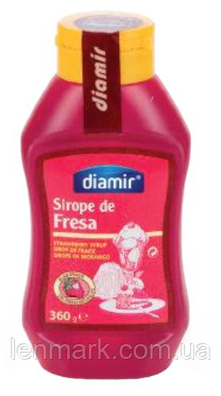 Клубничный сироп Diamir Sirope de Fresa 360г (Испания)