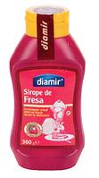 Клубничный сироп Diamir Sirope de Fresa 360г (Испания), фото 1