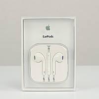 Наушники Apple EarPods MD827ZM B Оригинал Earpods, КОД: 1470159