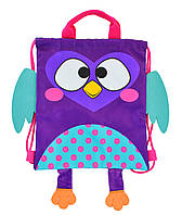 Сумка-мешок детская 1 Вересня SB-13 Owlet Разноцветный 556785, КОД: 1259076