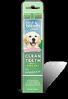 Гель Tropiclean Clean Teeth Gel Puppies для чистки зубов щенков 59 мл 1954, КОД: 1572751