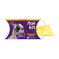 Пакеты Лайkit по уходу за животными желтые 20 шт