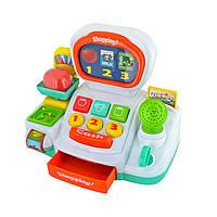 Детский кассовый аппарат Keenway 30291 Музыкальный gr006381, КОД: 122709