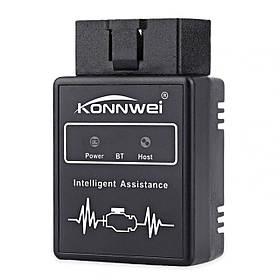 Сканер для авто диагностики KONNWEI KW912 OBD2 2793-7597, КОД: 1391650