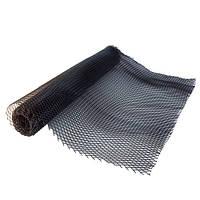 Сетка барная длина 3 м, ширина 60 см, толщина 3 мм, черная