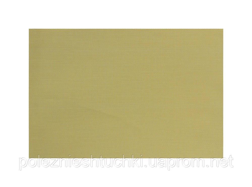 Коврик для горячего однотонный желтый PDL (КВ099-5/1)