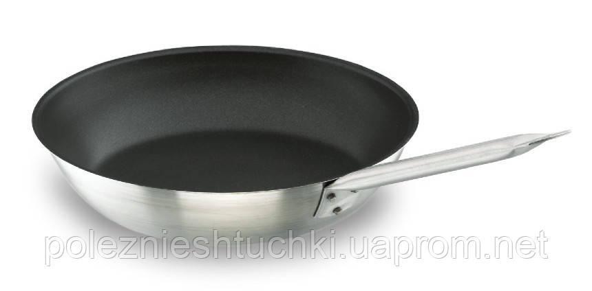 Сковорода Lacor с антипригарным покрытием 40х6.5 см. нержавеющая сталь (51641)