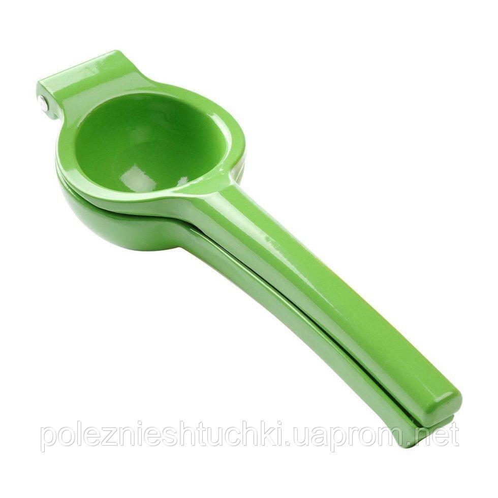 Соковыжималка для цитрусовых ручная зеленая (для лайма) Hendi (592045)