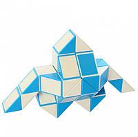 Игра-головоломка EQY555 Змейка Синяя EQY555, КОД: 1569636