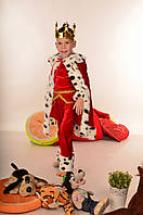 Детский карнавальный костюм Короля