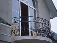 Качественные ограждения для балкона.