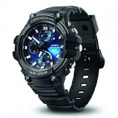 Часы CASIO MCW-110H-2A2VEF мужские наручные часы касио оригинал