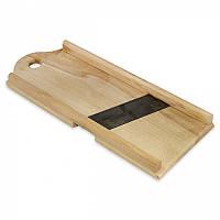 Шинковка деревянная 42*16*3.5см  Kamille на 2 ножа