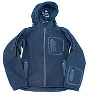 Куртка Axon ORCA D вентилируемая система, водонепроницаемая молния, капюшон 38 Black