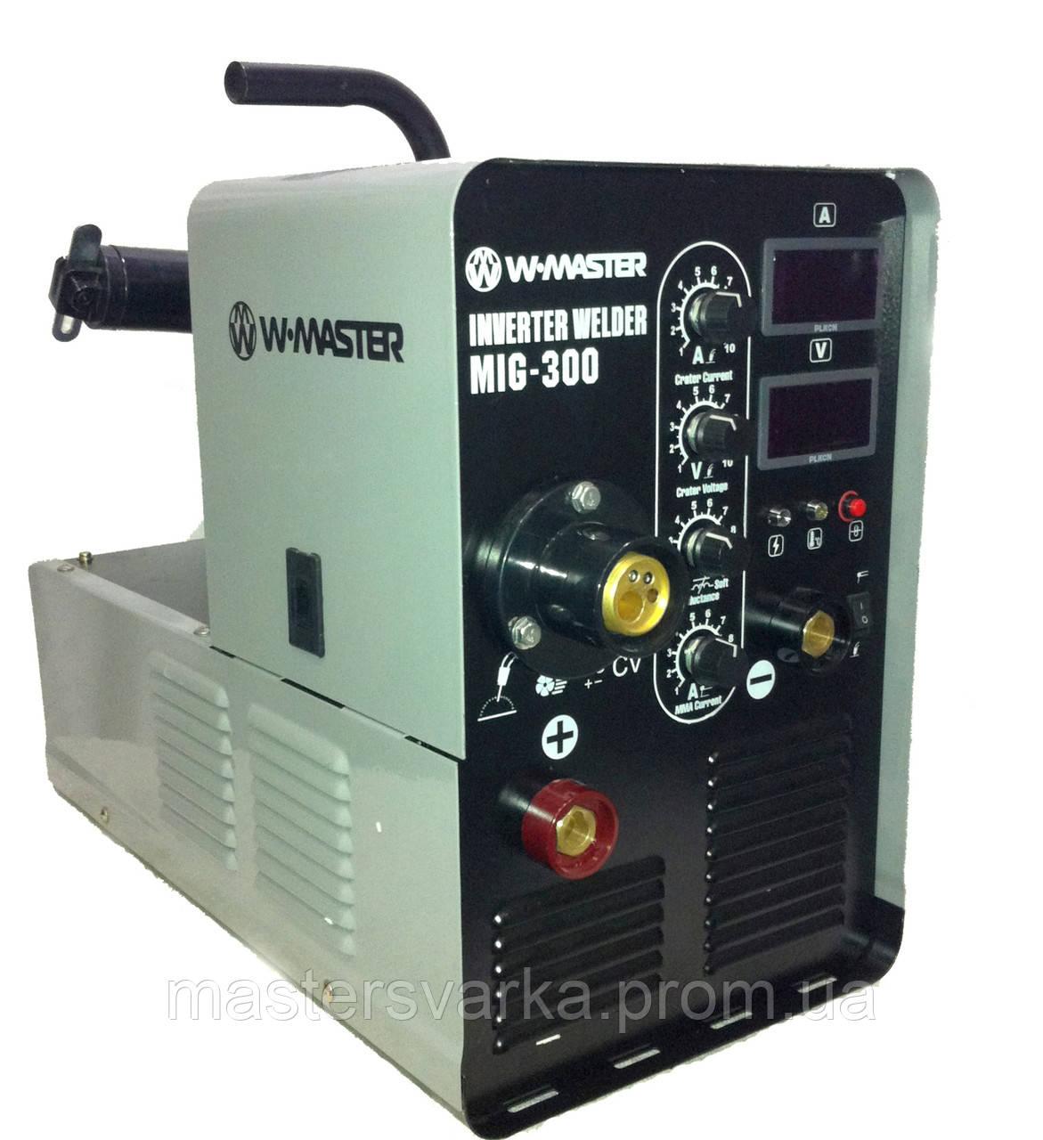 Сварочный полуавтомат WMaster MIG 300 ( 380 В )