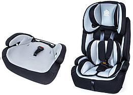 Детское автокресло BeFlye универсальное группа 1 2 3 9-36 кг. Grey 721663343, КОД: 1631142