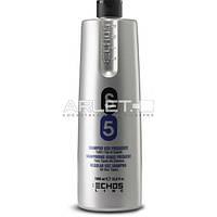 Шампунь для частого использования - Echosline S5 Regural Use Shampoo - 1000мл. (Оригинал)