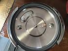 Скороварка нерж сталь 6л+пароварка  Lessner 55300 диаметр 22 см , фото 8