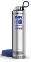 NK 2/3 колодезный моноблочный  многоступенчатый насос (трехфазный), фото 1