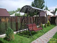 Садовая кованая каель