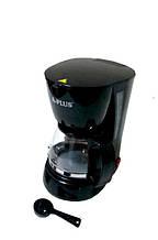 Кофеварка капельная A-Plus CM-1548 Черный 007741, КОД: 1820960