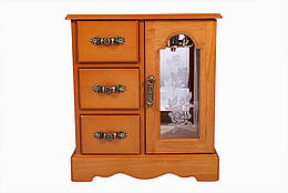 Шкафчик-шкатулка для украшений King Wood JF-C3012A, КОД: 218470