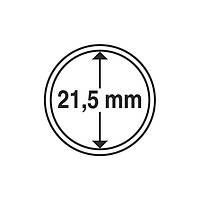 Капсула для монет 21,5 мм SAFE