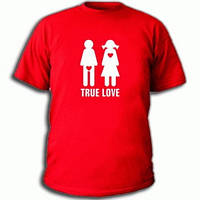 Майка TRUE LOVE