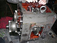Ремонт коробки передач (КПП).
