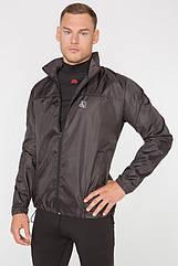 Мужская ветровка-дождевик с капюшоном Radical Flurry M Черный r05250, КОД: 1191485