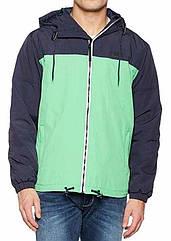 Куртка Brandit Windbreaker Harris 2-col 9406 XL Indigo Green, КОД: 1322288