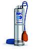 NKm 2/3-GE колодезный моноблочный  многоступенчатый насос с поплавком (однофазный)