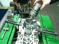 Ремонт головки блока цилиндров.