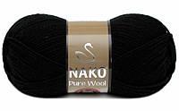 Шерстяные нитки 100 % меринос для ручного вязания