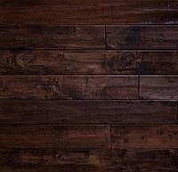 Паркетна дошка Brandwood Гевея Brown Eternity 14х130х1000 мм Коричневий BROWNET, КОД: 1555767