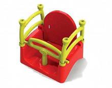 Качели Doloni Toys 0152 40 × 32 × 40 см Красные, КОД: 1331920