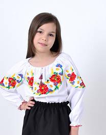 Детские вышиванки для девочек и мальчиков