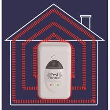Пест Ріджект Pest Reject відлякувач тарганів, жуків, мишей, щурів