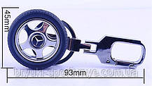 Брелок  в форме колеса с логотипом Mercedes Benz, фото 3
